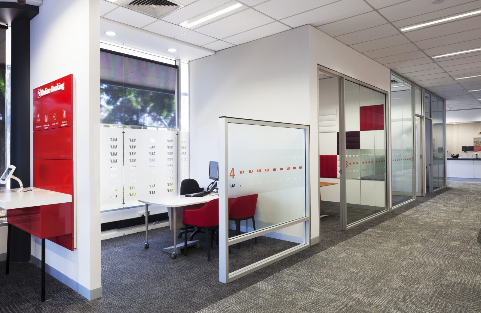 PROJECT HIGHLIGHT – Westpac Retail Branches