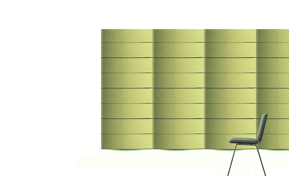 Acoustic Wall Panels - ECO Arch