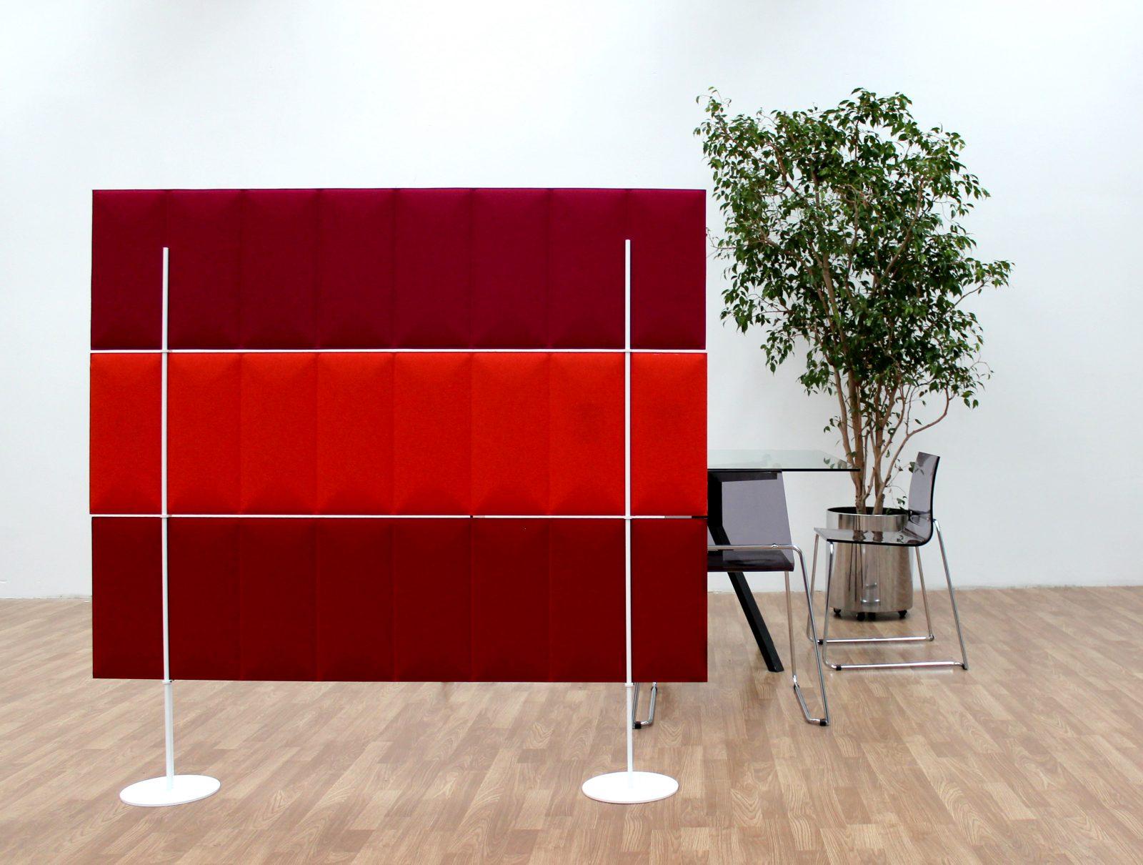 Freestanding Soundproof Office Divider