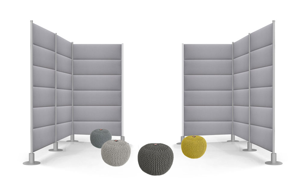 Customisable Office Soundproofing
