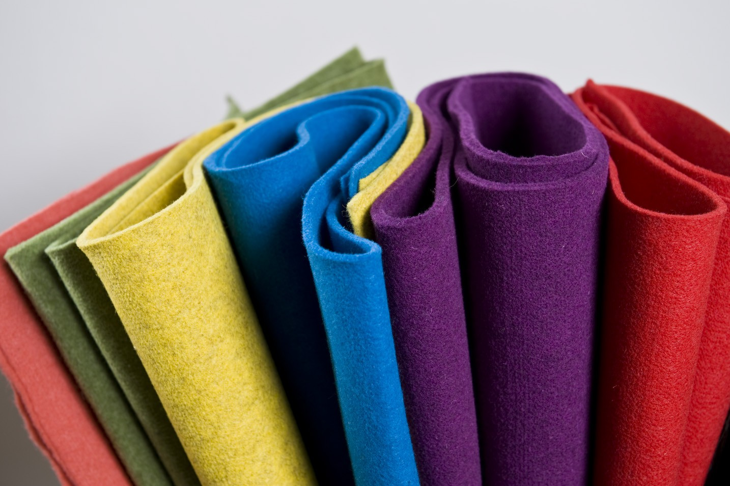 Acoustic Felt Colour Range