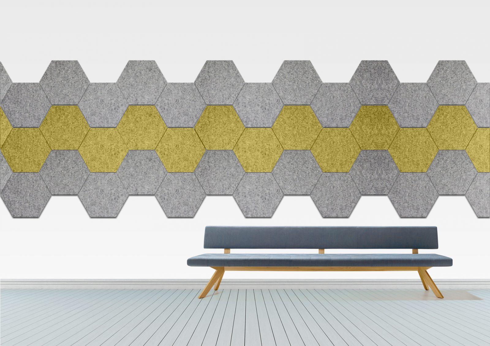 Acoustic Felt Wall