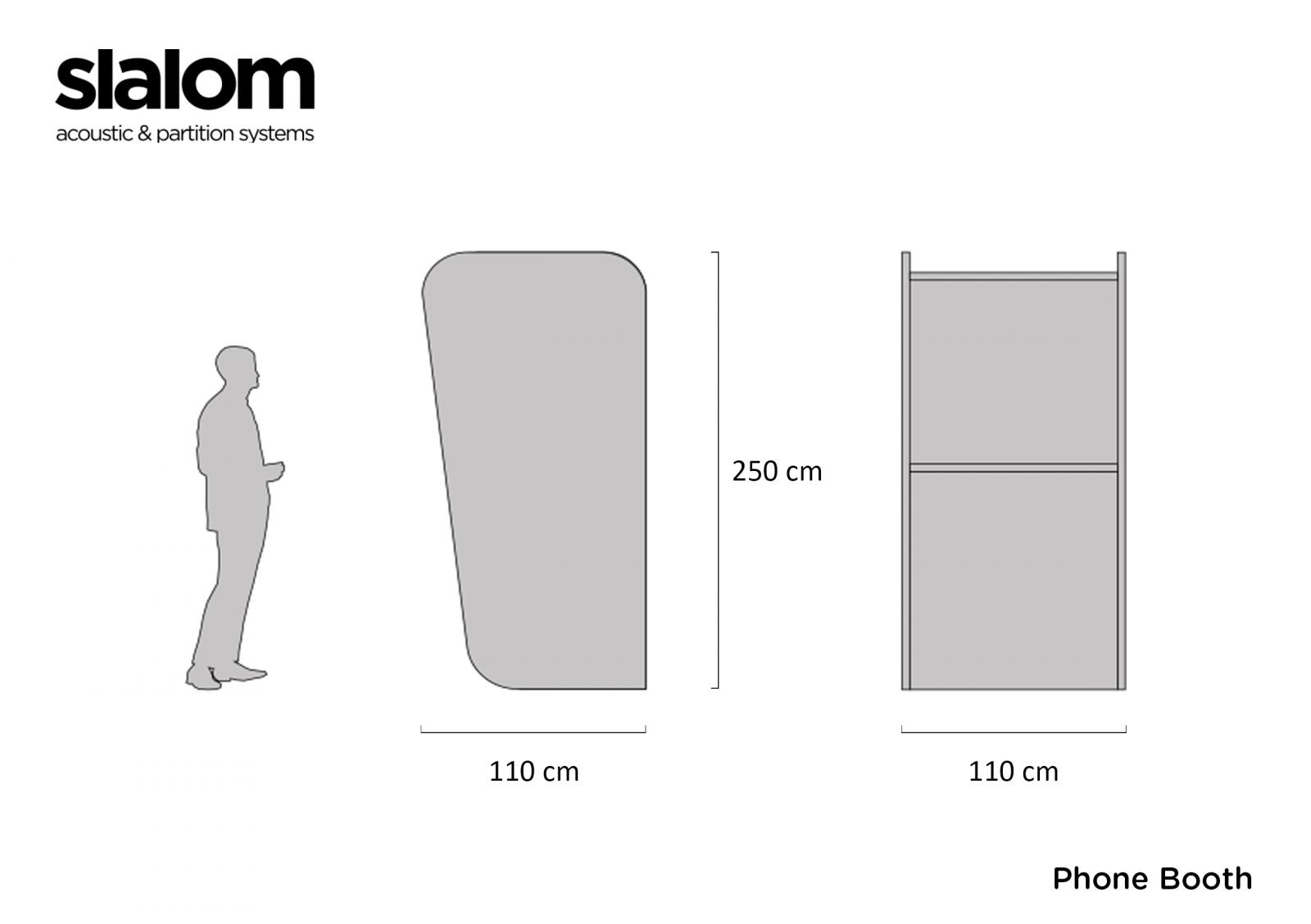 Soundproof Phone Booth Dimensions