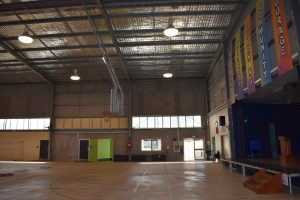 Bunker's Hill State School Multipurpose Hall Wood Wool Cement Panels - After 3