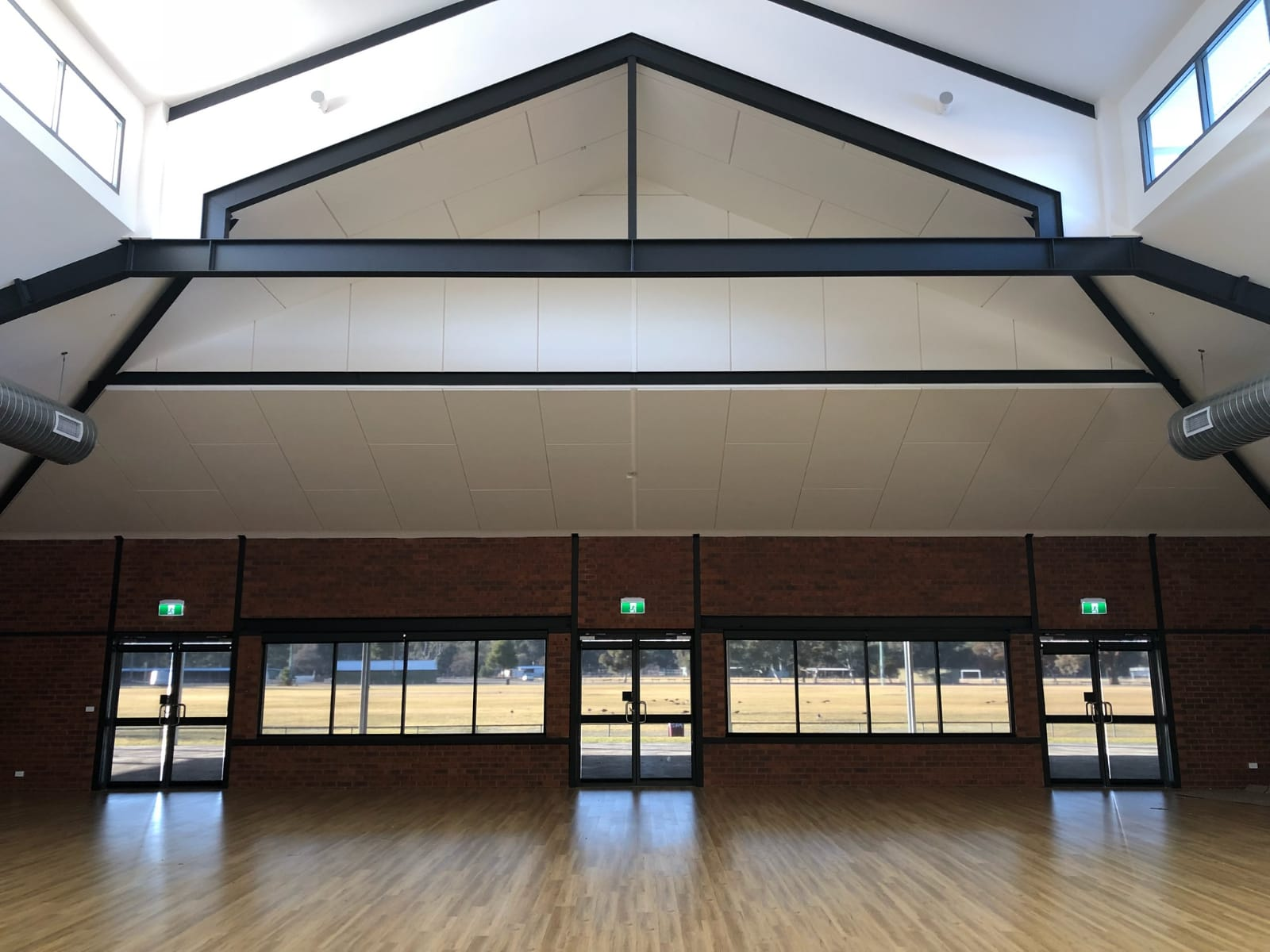 Ceiling Noise Control for Multi Purpose Hall - Lachlan Shire