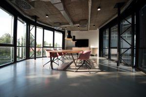 Brisbane - Concret office