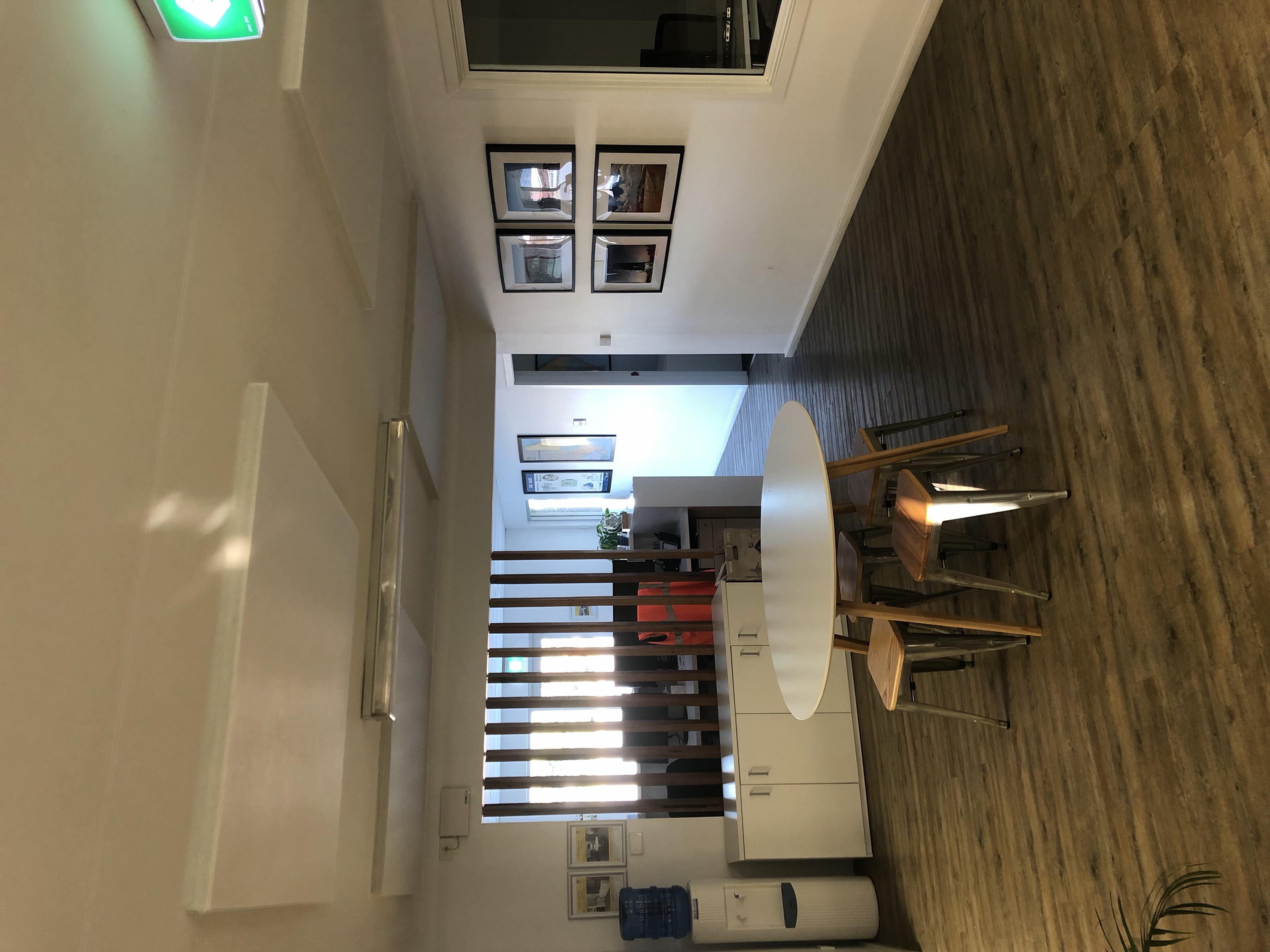 Graincorp office refit - acoustic control