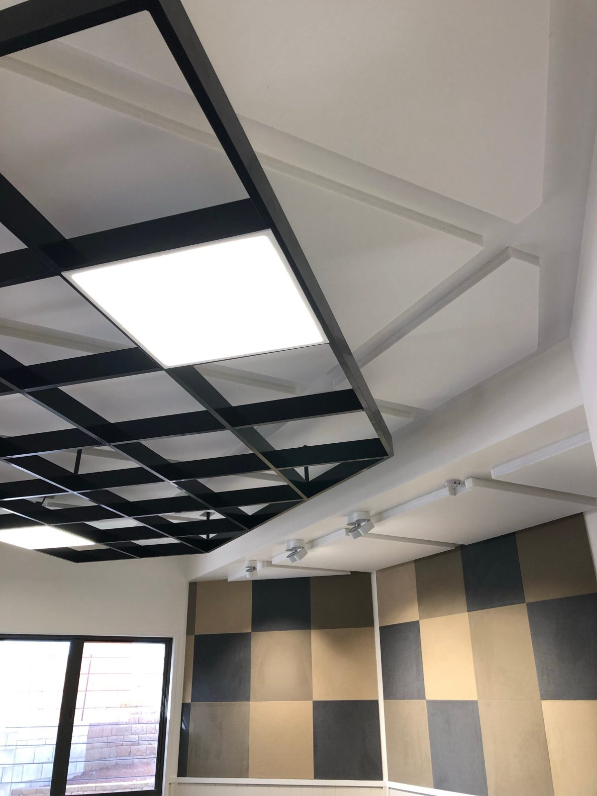 Acoustic Ceiling and Wall Panels
