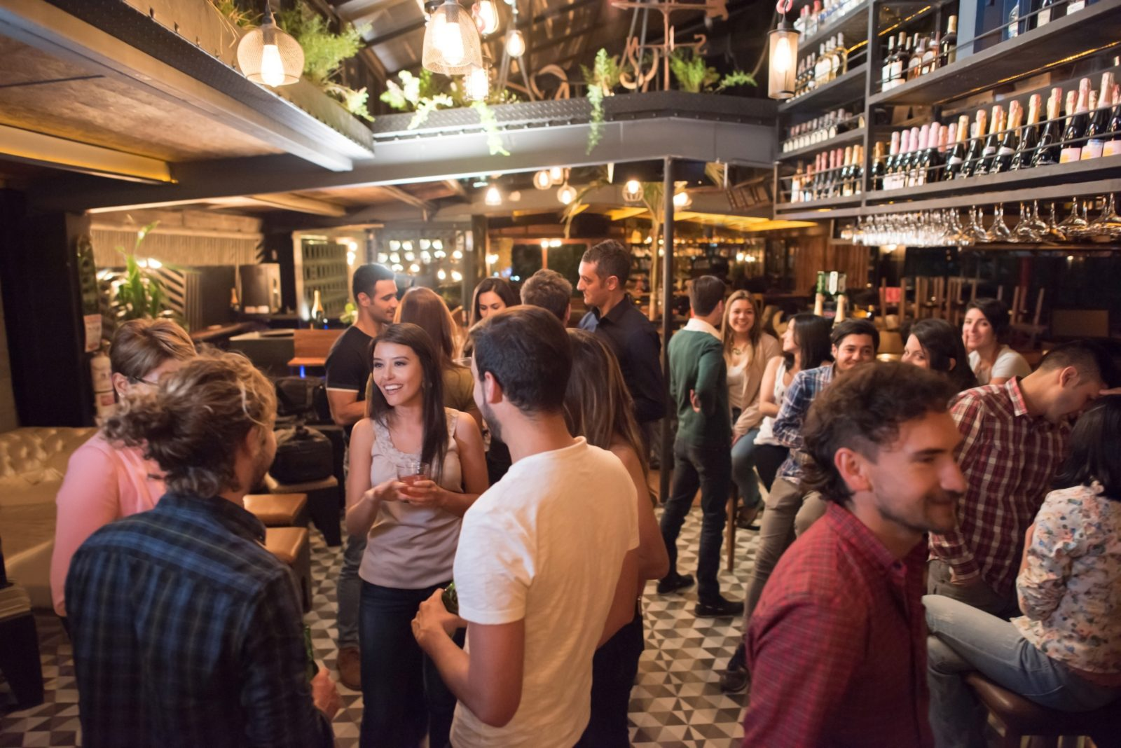 Noise from a bar can cause concerns for neighbours and be too loud for patrons
