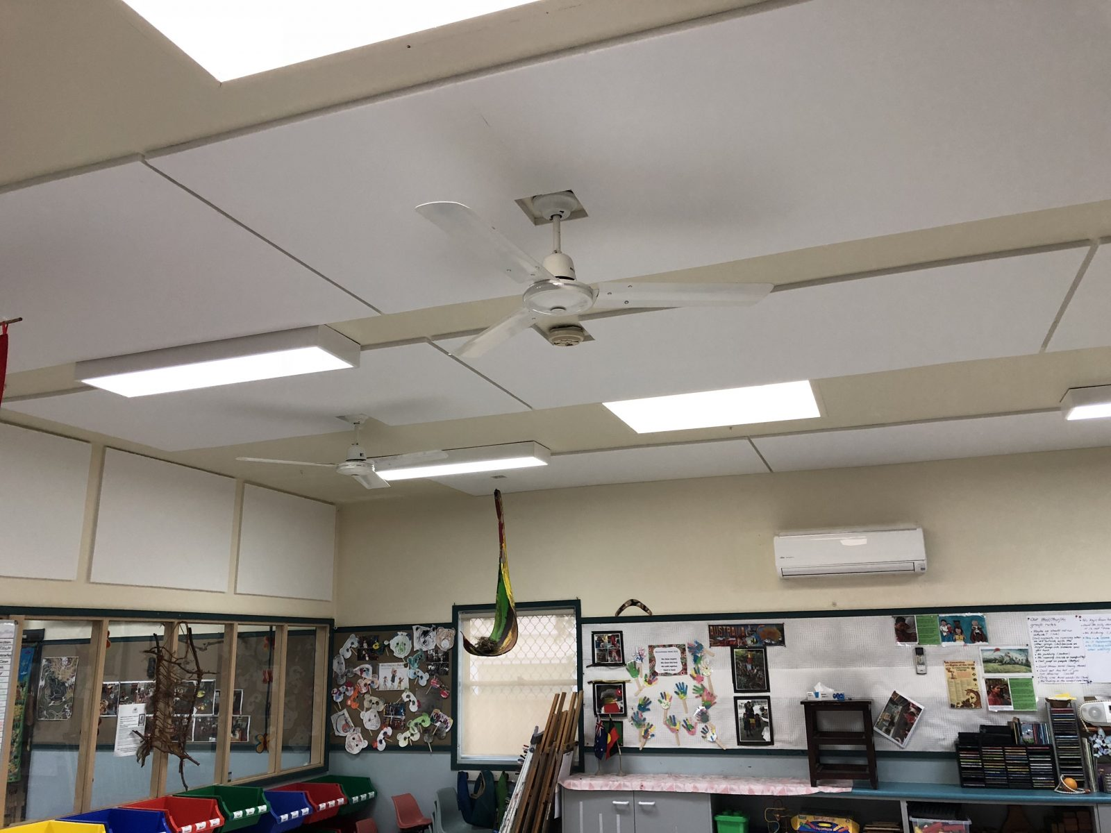 Maitland Preschool Ceiling Soundproofing