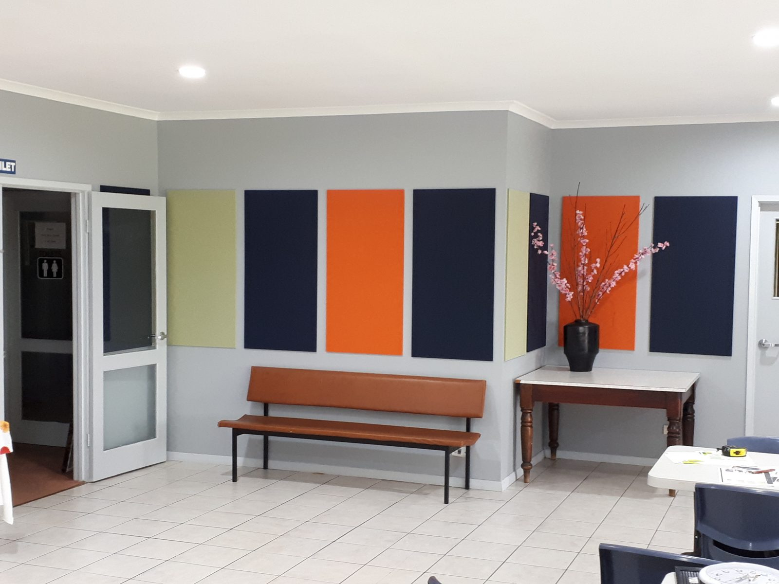 Avenue Interior Systems - Acoustic wall panels