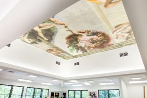 Avenue Interior Systems - Decorative acoustic ceiling panel