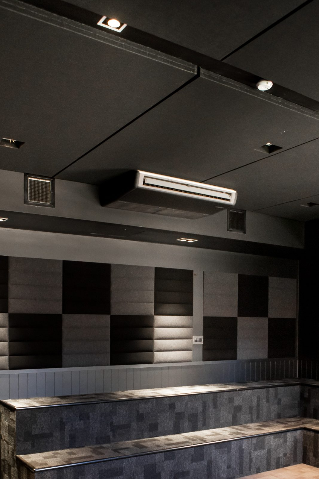 Avenue Interior Systems - Soundproofing media room