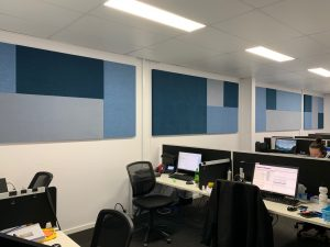 Avenue Interior Systems - Open Office Acoustic Panels