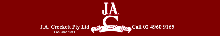 J.A. Crockett Pty Ltd