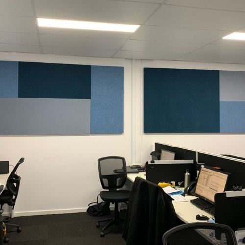 CASE STUDY – Open Plan Office Noise Solution