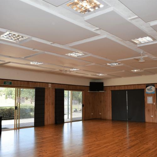 CASE STUDY – Community Hall